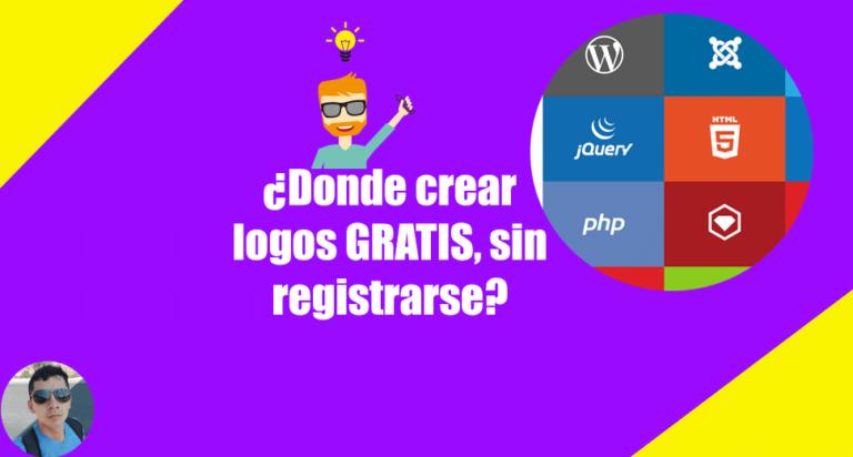 Crear Logo Gratis Online: Logos Gratis