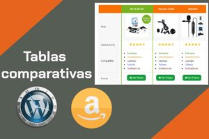 Creando una Tabla comparativa en WordPress