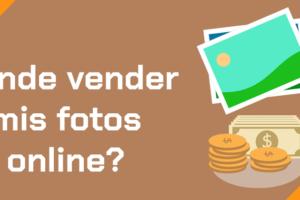 paginas para vender fotos por internet