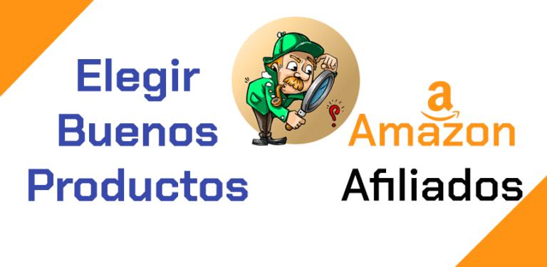 como elegir productos de amazon para vender