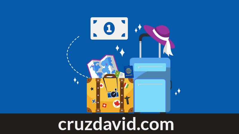 ganar dinero viajando; como ganar dinero viajando
